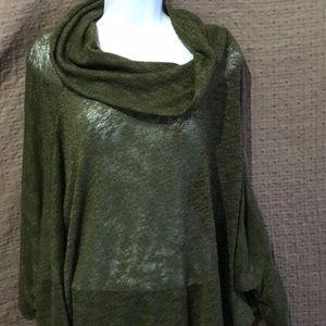 Oversized Cowl neck sweater XL